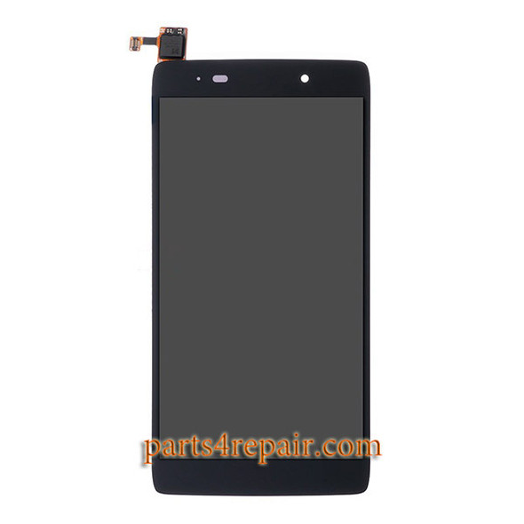 Complete Screen Assembly for Alcatel Idol 3 4.7 OT6039 from www.parts4repair.com
