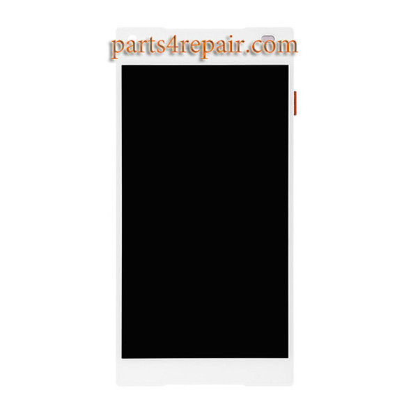 Complete Screen Assembly for Sony Xperia Z5 Compact from www.parts4repair.com