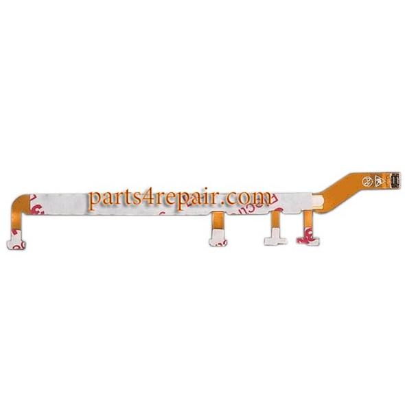 ZTE Nubia Z9 NX508J Power Flex Cable