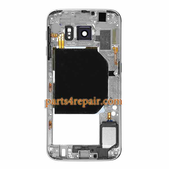 Middle Housing Cover for Samsung Galaxy S6 G920V -Sapphire