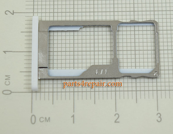 SIM Tray for Meizu M2 Note from www.parts4repair.com