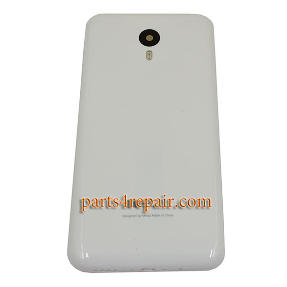 Back Housing Cover with Side Keys for Meizu M2 Note from www.parts4repair.com
