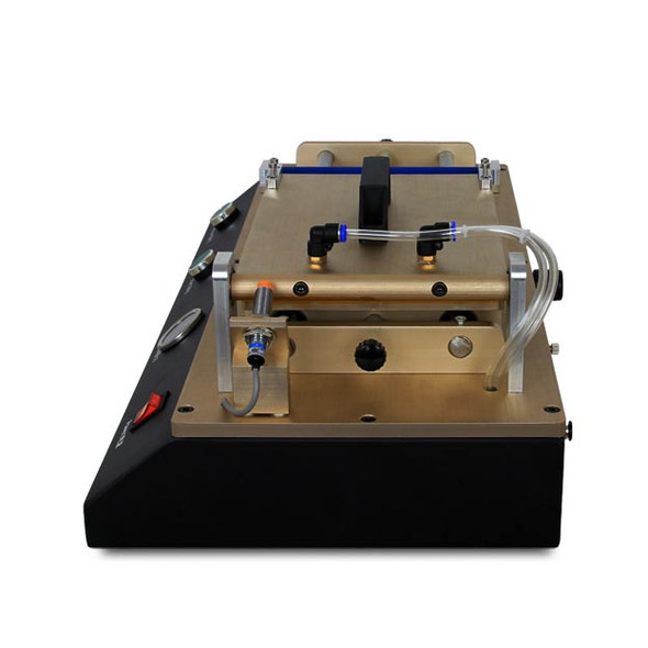 Universal Automatic OCA Laminating Machine Polarizer Film Machine for Screen Repair Under 12""