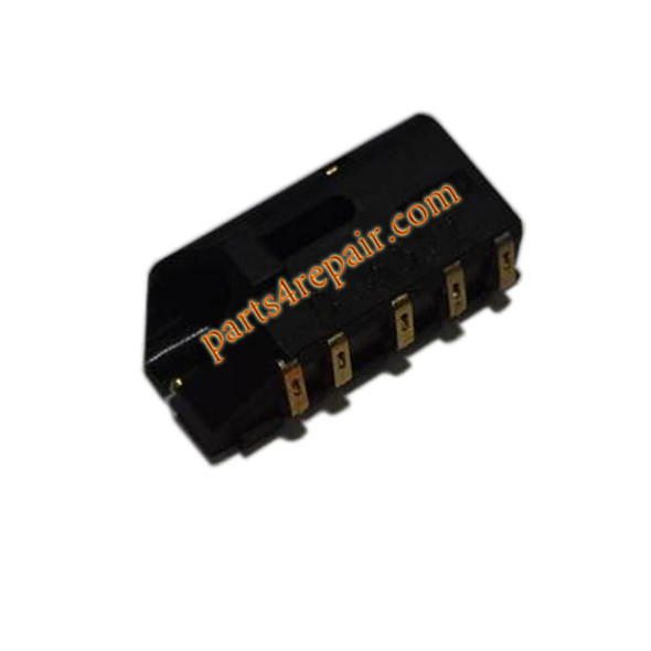 Earphone Jack Connector for LG Nexus 5X from www.parts4repair.com