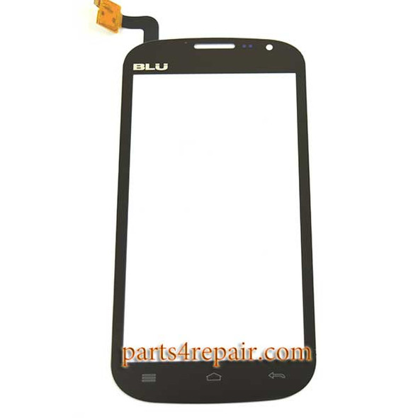Touch Screen Digitizer for NGM Dynamic Star from www.parts4repair.com