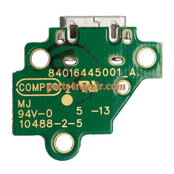Motorola Moto G3 Dock Port PCB Board