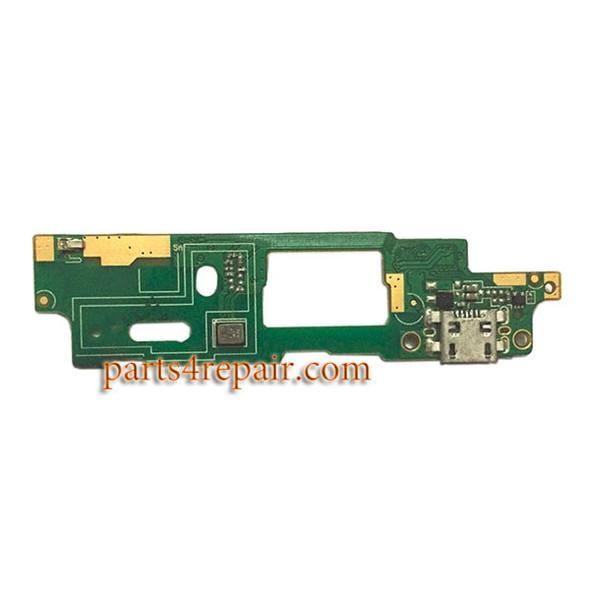 Dock Charging PCB Board for HTC Desire 820S Dual SIM from www.parts4repair.com