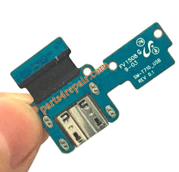 Samsung Galaxy Tab S2 8.0 T710 Dock Charging PCB Board