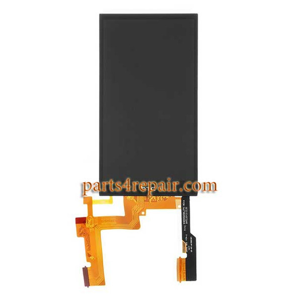 Complete Screen Assembly for HTC One M8s from www.parts4repair.com