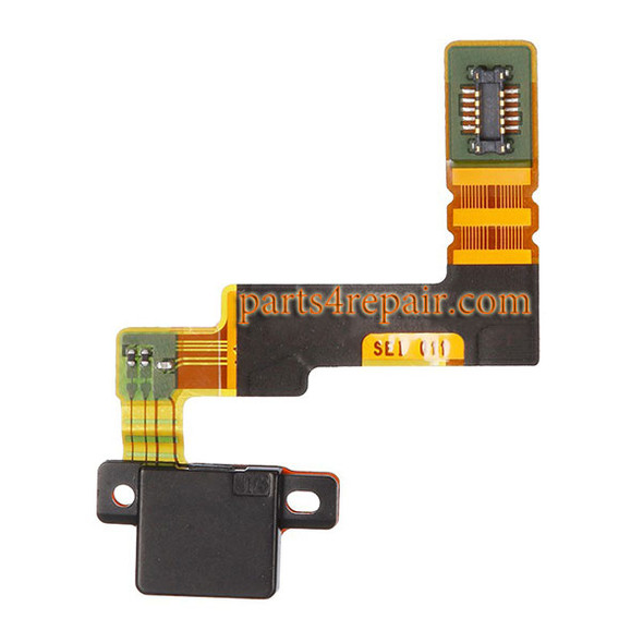 Microphone Flex Cable for Sony Xperia Z5 from www.parts4repair.com