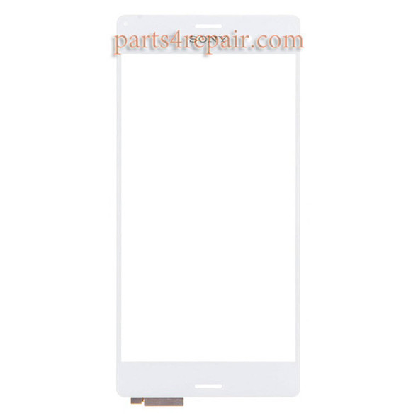 Touch Screen Digitizer for Sony Xperia Z3 -White (Refurbished)