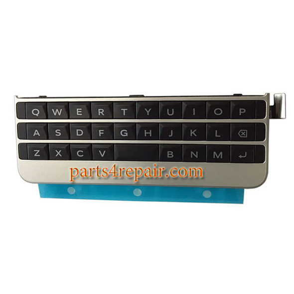 Keypad with Flex Cable for BlackBerry Passport Sliver Edition from www.parts4repair.com