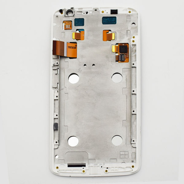 Complete Screen Assembly with Bezel for Motorola X Play