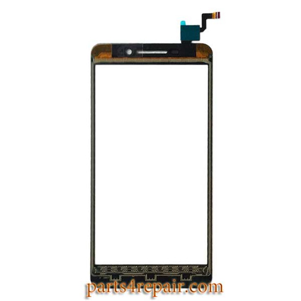 Digitizer Replacement for Lenovo A5000 - White