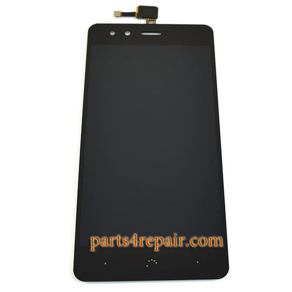 LCD Screen and Touch Screen Assembly for BQ Aquaris X5