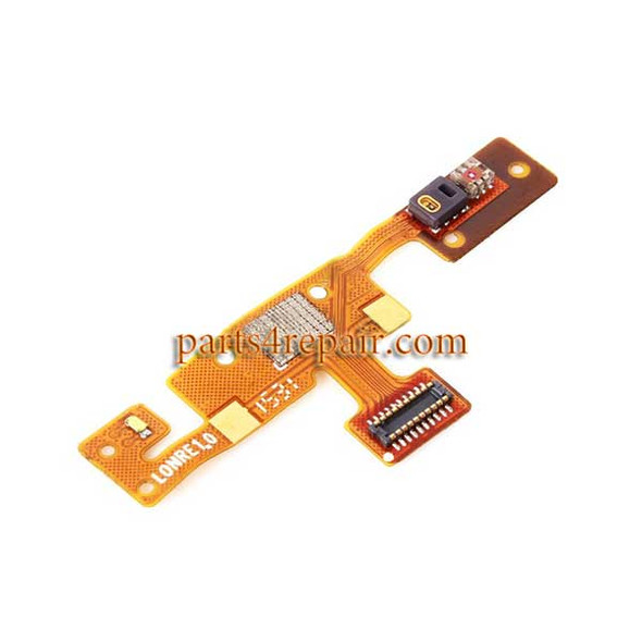 Proximity Sensor Flex Cable for Meizu MX5 from www.parts4repair.com