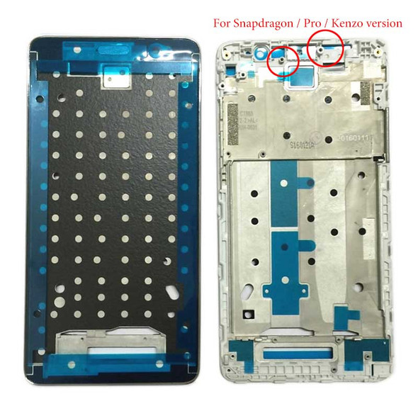 Front Housing Cover for Xiaomi Redmi Note 3 from www.parts4repair.com