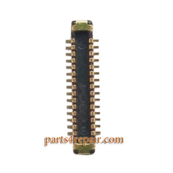 LCD FPC Connector for Meizu M1 Metal (Meizu Blue Charm Metal)