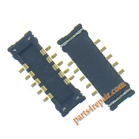 Touch FPC Connector on Flex Cable for Meizu M1 Metal