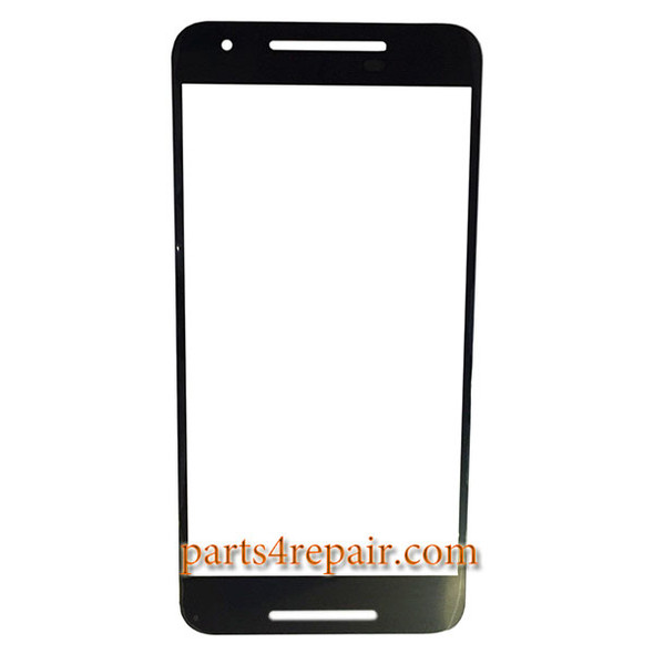 Front Glass OEM for LG Nexus 5X from www.parts4repair.com