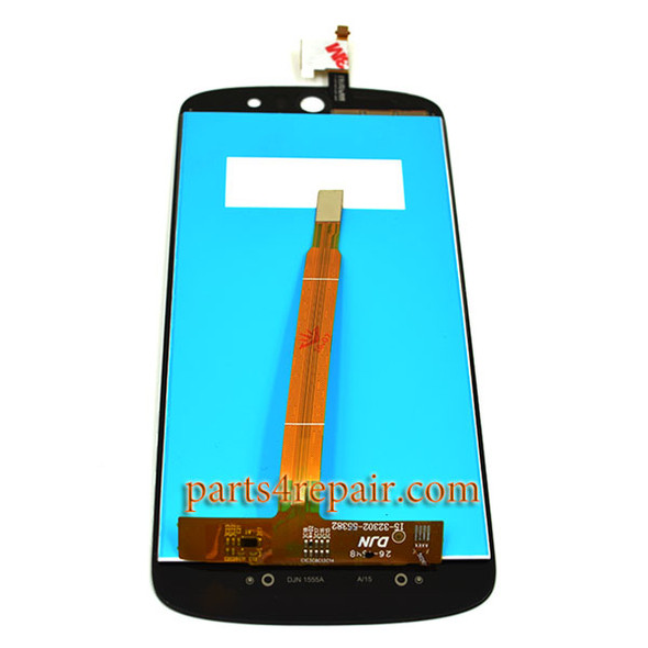 LCD Screen and Touch Screen Assembly for Acer Liquid Z530