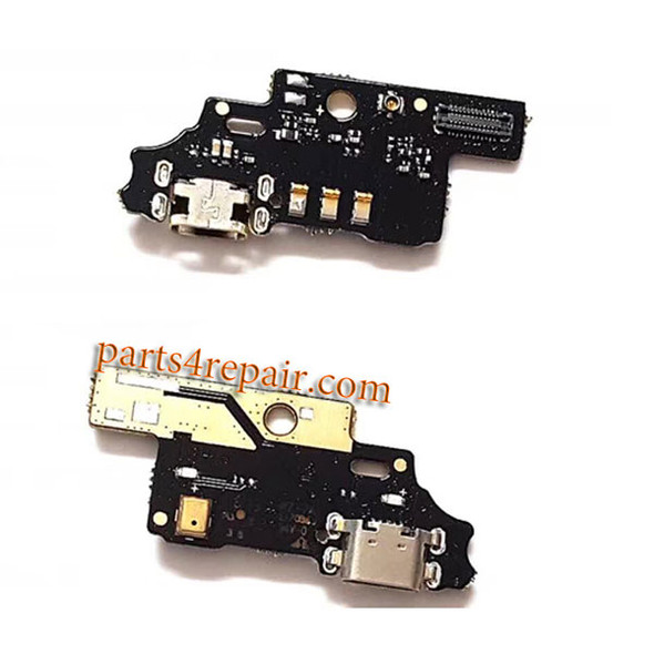 Dock Charging PCB Board for ZTE Blade S6 (Q5) from www.parts4repair.com
