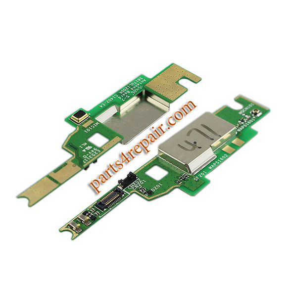 Microphone PCB Board for Sony Xperia M4 Aqua from www.parts4repair.com