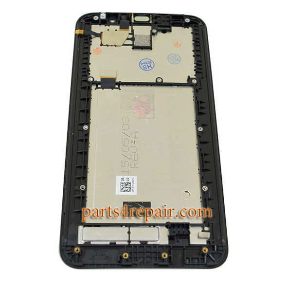 LCD Screen and Touch Screen Assembly for Asus Zenfone 2 ZE551ML
