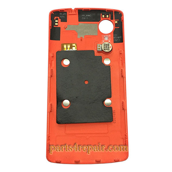 Rear Housing Cover for LG Nexus 5 D820