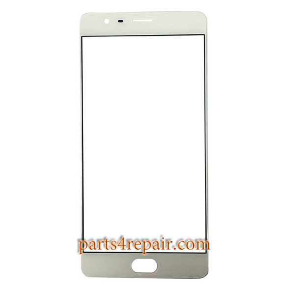 Front Glass OEM for Oneplus 3 from www.parts4repair.com