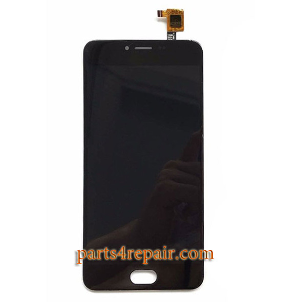 Complete Screen Assembly for Meizu M3 from www.parts4repair.com