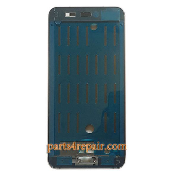 Front Housing Cover with Side Keys for Xiaomi Mi 5 from www.parts4repair.com