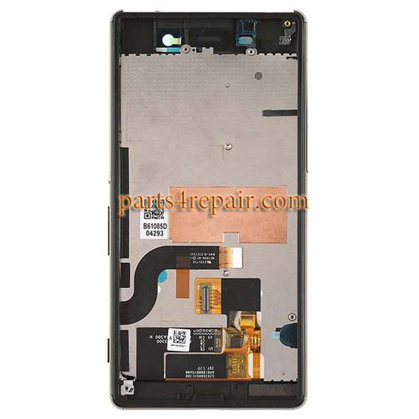 Sony E5603 LCD Screen and Digitizer Assembly