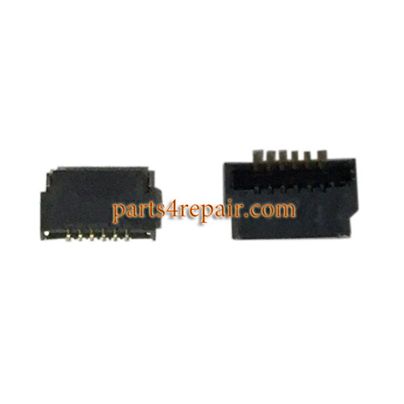 6 pin Touch Screen FPC Connector for Lenovo K3 Note (K50-T5)