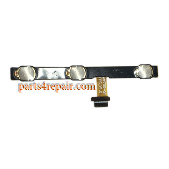 Side Key Flex Cable for Asus Zenfone Go ZB452KG