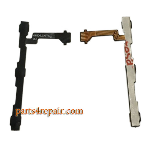 Side Key Flex Cable for Asus Zenfone Go ZC500TG from www.parts4repair.com