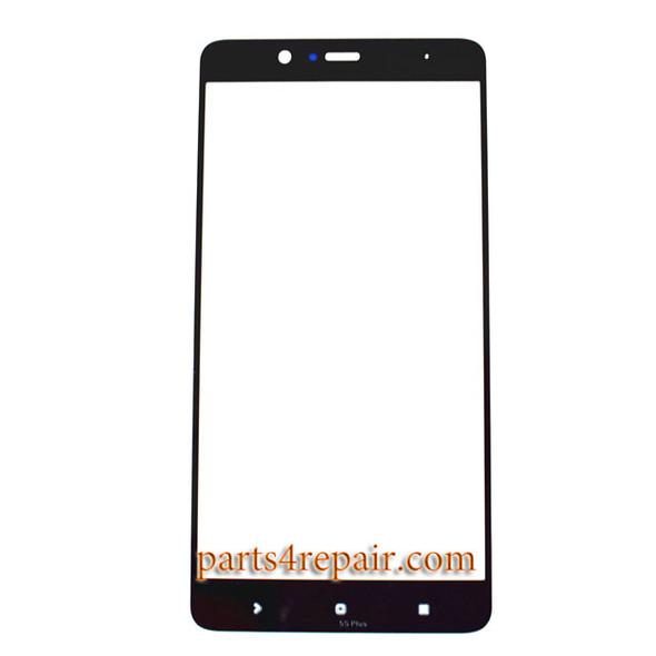 Generic Front Glass for Xiaomi Mi 5s Plus -White