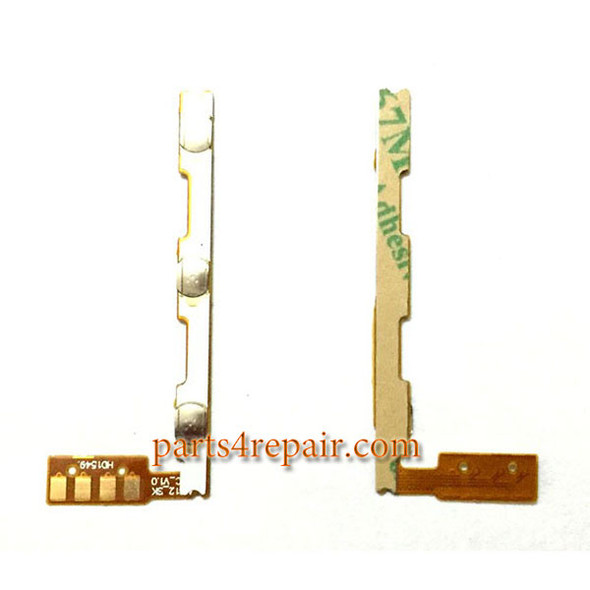 Side Key Flex Cable for Huawei Enjoy 5s from www.parts4repair.com