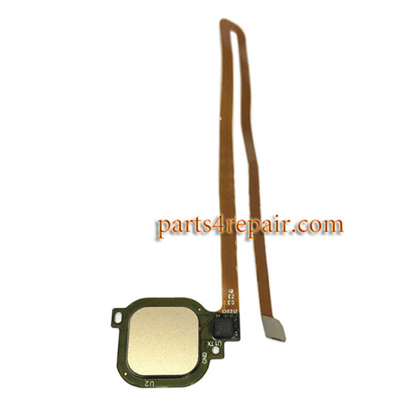 Fingerprint Sensor Flex Cable for Huawei Honor V8 from www.parts4repair.com