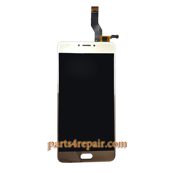 LCD Screen and Touch Screen Assembly for Meizu M3 Note L681H