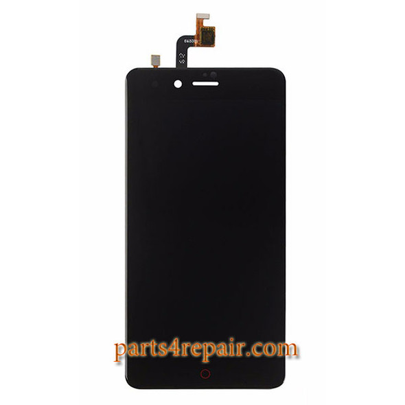 Complete Screen Assembly for ZTE Nubia Z11 mini NX529J from www.parts4repair.com