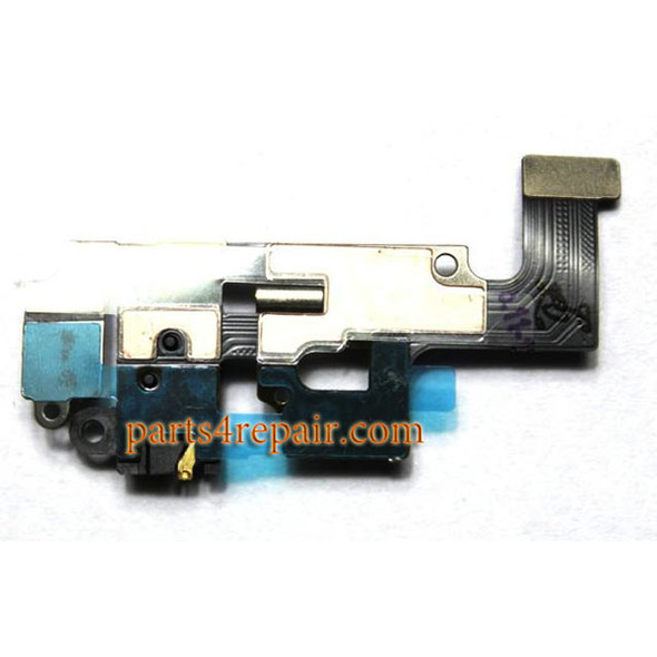 Earphone Jack Connector Flex Cable for Lenovo Zuk Z2