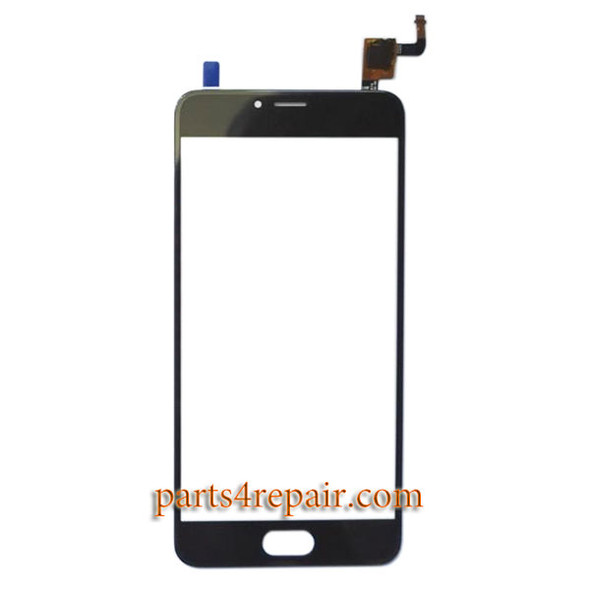 """Touch Screen Digitizer for Meizu M5 5.2"""" from www.parts4repair.com"""