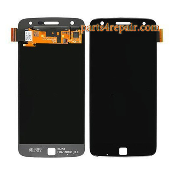 Complete Screen Assembly for Motorola Moto Z Play from www.parts4repair.com
