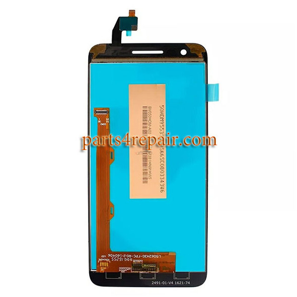 LCD Screen and Digitizer Assembly for Lenovo C2 k10a40