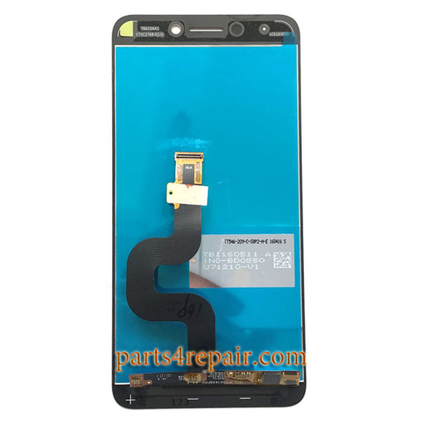 LCD Screen and Digitizer Assembly for Le 2 Pro X520