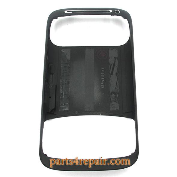 Frame Bezel Housing Cover for HTC Desire S -Black