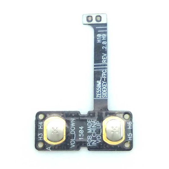Volume Flex Cable for Asus Zenfone 2 ZE551ML from www.parts4repair.com
