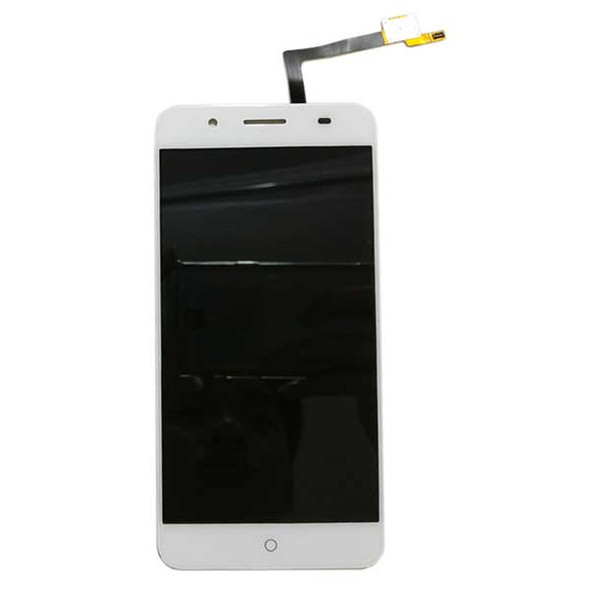 Complete Screen Assembly for ZTE Blade A2 Plus from www.parts4repair.com