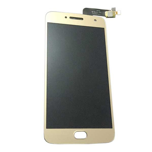 Complete Screen Assembly for Motorola Moto G5 from www.parts4repair.com
